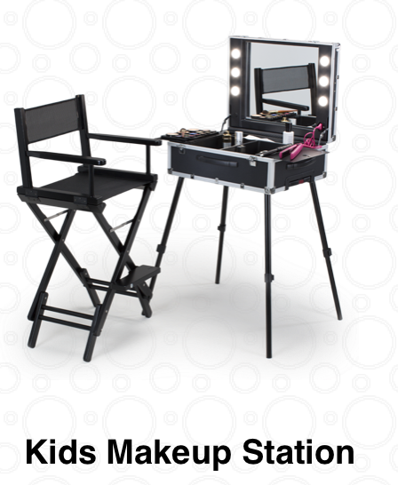 Birthday Party Makeup Station Parties Kids Day Events